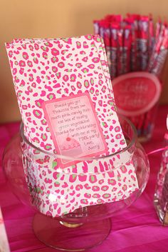 The Laws of My Life: Avery's Pinkalicious Pink Party! Candy Favors, Candy Bags, Goodie Bags, Birthday Bash, Birthday Parties, Birthday Ideas, Party Treats, Party Candy, Pink Parties