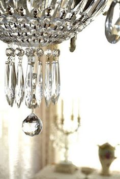 A little bling should be in all spaces  ZsaZsa Bellagio: wonderful