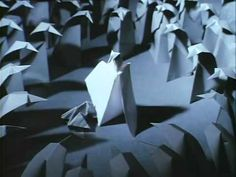 """""""Adagio"""" (2000) -is a ten minutes long animated film by Russian animator Garry Bardin"""