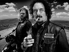 Bool de Gomme's world: Sons of Anarchy