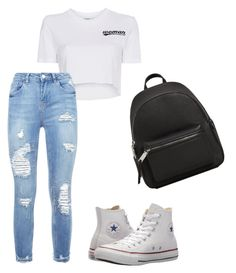 """Untitled #75"" by jay-love12 on Polyvore featuring Off-White, Converse and MANGO"