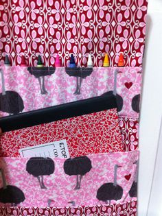 Toddler's briefcase by MarvelousAuntieM on Etsy, $25.00 church busy book?