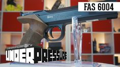 FAS 6004 Air Pistol Review