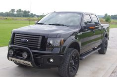 2011 Ford F150 FX4...exactly the truck I want!