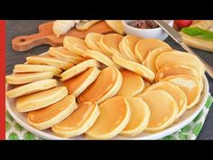 How to Make The Best Pancakes   Easy Fluffy Pancakes Recipe 🥞 - YouTube Pancake Recipe Easy Fluffy, Pancakes Easy, Fluffy Pancakes, Pancakes And Waffles, Baked Pancakes, Sweets Recipes, Appetizer Recipes, Snack Recipes, Cooking Recipes