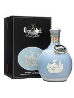 single malt scotch decanter | ... Single Malt Scotch Whisky in Wedgewood Decanter, Speyside, Scotland