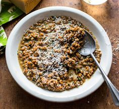 Einkorn Risotto With Fresh Herbs Recipe - NYT Cooking