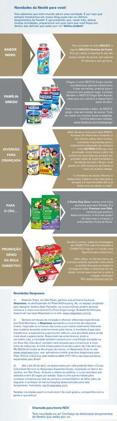 For the web site: Nestlé