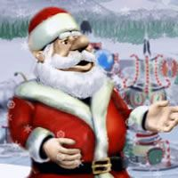 NORAD Santa Tracker.  In addition to tracking Santa on the NORAD Tracks Santa homepage, you can also track his flight in Google Earth. Return to this page on Christmas Eve to follow Santa around the world in 3D.