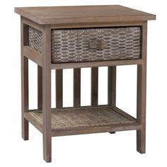 Jemma 1 Drawer Pedestal | Decofurn | ZAR 769 Online Furniture Stores, Quality Furniture, Pedestal, Drawers, Table, Home Decor, Decoration Home, Room Decor, Set Of Drawers