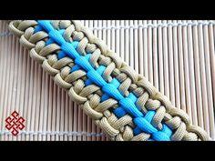 How to Make the Trailblazer Paracord Bracelet Tutorial - YouTube