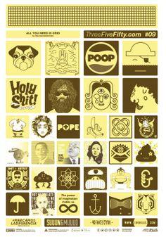 #threefivefifty #09 #sticker #3550 #design #ilustration #yellow #brown #street #art #barcelona #popstar #ra All You Need Is, Holi, Street Art, Barcelona, Stickers, Yellow, Brown, Artist, How To Make