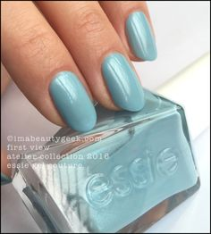 ESSIE GEL COUTURE LAUNCH COLLECTION: ALL 42 SWATCHES & REVIEW | Beautygeeks