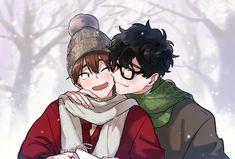 Manga Anime, Fanarts Anime, Manhwa Manga, Handsome Anime Guys, Cute Anime Guys, Bl Webtoon, Anime Faces Expressions, Anime Reccomendations, Manga Cute