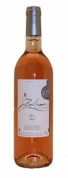 Gulliman French rose' ... great summer wine