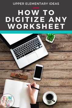 In the world of distance learning, virtual learning, hybrid learning model, having digital resources is so important! But it doesn't have to be hard!! Turning a worksheet or PDF into a digital resource for students is easy with this step by step guide. Even if you are not tech saavy, you can easily convert your worksheets into Google Slides resource!