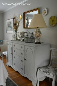 Creating a Space to Breathe | The Painted Drawer