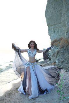Danza del vientre traje de IOLANNA