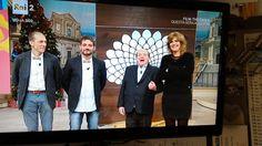 "Busy day for #CareBag #CareBagaccessory #CareMobileCase #CareTabletCase #Ecofashionbag   on TV RAI2 italian national channel ""Fatti Vostri"" after 1h 14 min"