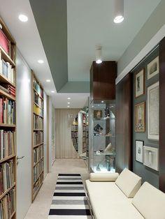 Квартира коллекционеров произведений искусства