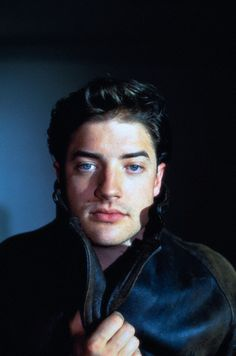 Brendan Fraser ♡ George Of The Jungle, Most Handsome Actors, Brendan Fraser, Just Beautiful Men, Hottest Male Celebrities, Illustrations And Posters, Keanu Reeves, Johnny Depp, Hot Guys