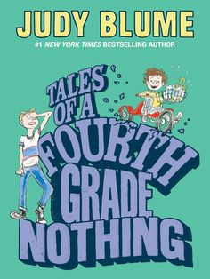 eBook Friday: Tales of a Fourth Grade Nothing