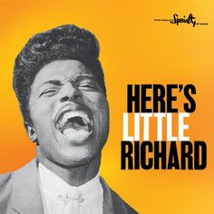 """""""I came from a family where my people didn't like rhythm and blues,"""" Little Richard told Rolling Stone in 1970. """"Bing Crosby, 'Pennies From Heaven,' Ella Fitzgerald was all I heard."""""""