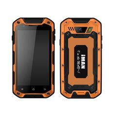 i5800 IP67 Waterproof Mobile Phone MTK6582 Quad Core Android 4.4 GSM WCDMA
