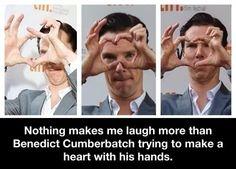 Poor Poor Benedict... XDXD