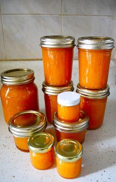 Habanero Hot Sauce!  Hot!