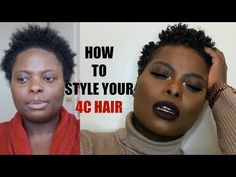 THIS IS WHY YOUR 4C HAIR ISN'T CURLING AND HOW TO FIX IT! - YouTube