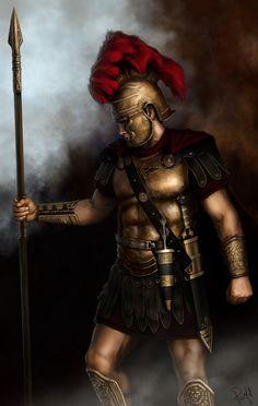 Roman Armour by portohle.deviantart.com on @deviantART