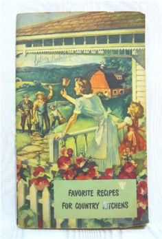for country kitchens