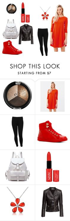 """""""Spirit Week"""" by aria-1610 ❤ liked on Polyvore featuring Casa Kuma, M&Co, ALDO, Del Gatto, H&M, women's clothing, women, female, woman and misses"""