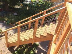 terrassen auf st nderwerk holzterrasse die bauanleitung zum selber bauen wood in 2019. Black Bedroom Furniture Sets. Home Design Ideas