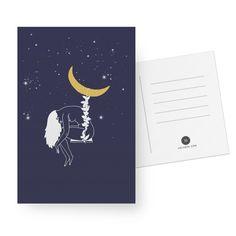 Cartão Pendurada em sonhos de @biancabrega | Colab55