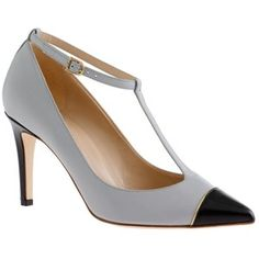 J.Crew Everly T-strap pumps