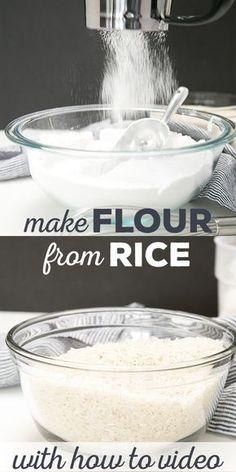 Best Gluten Free Recipes, Gf Recipes, Gluten Free Desserts, Cooking Recipes, Lunch Recipes, Chicken Recipes, Gluten Free Flour, Gluten Free Cooking, Vegan Gluten Free