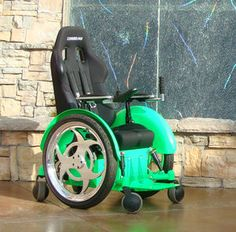 SPEEDSTER>>> See it. Believe it. Do it. Watch thousands of spinal cord injury videos at SPINALpedia.com