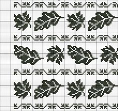 Knitting Socks Pattern Simple 17 Ideas For 2019 Cable Knitting, Knitting Charts, Knitting Stitches, Knitting Socks, Knitting Patterns, Cross Stitch Borders, Cross Stitch Designs, Cross Stitching, Cross Stitch Embroidery