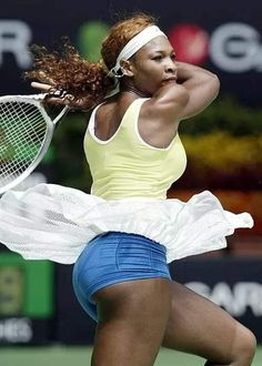 Best 50 Classic Photos of Serena Williams - Famepace Serena Williams Bikini, Serena Williams Photos, Venus And Serena Williams, American Athletes, Female Athletes, Women Athletes, West Palm Beach, Serina Williams, Tennis Players Female