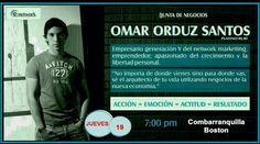 Omar Orduz Santos 19 de Junio