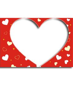 valentine red card