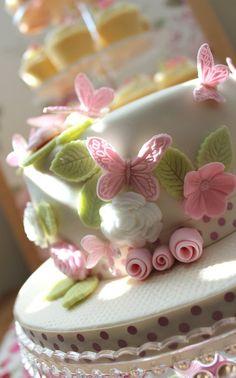 Springtime  Cake by KissMyCake