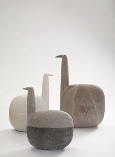'Quaver Birds' Jane Muir