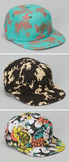 This Vintage Black Queso Sweet Baseball Cap by Volcom is perfect! 5937a5a280