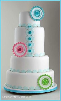 Sandra Monger Wedding & Celebration Cakes
