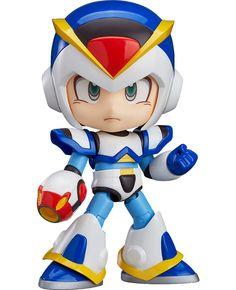 Nendoroid Mega Man X: Full Armor