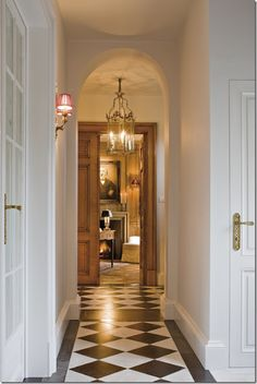 home of Greet Lefevre an expert in Belgian Design