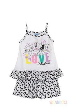 Kids Outfits Girls, Toddler Girl Outfits, Toddler Fashion, Kids Fashion, Barbie Girl, Myanmar Dress Design, Kids Pjs, Cute Underwear, Night Suit
